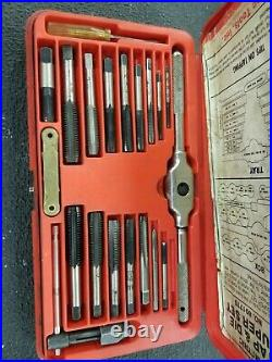 Mac Tools Metric Tap And Die Set 8017ts Made In The USA
