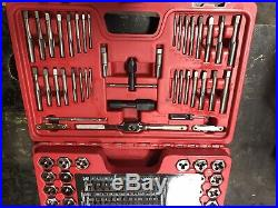 Mac Tools TD117COMBOS-US 117-PC. Tap And Die/Drill/Extractor Super Set