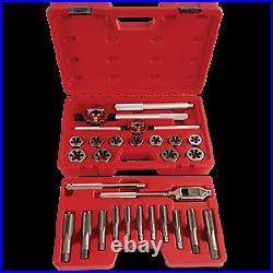 Mac tools 25 Pc Metric Tap & Hex Die Set TD25METS