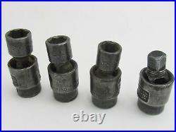 Matco Tools BUP13M68 3/8 Drive 11mm-19mm Metric 6 Point Impact Swivel Socket Set