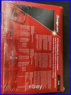 NEW & SEALED Snap-On Tools 48 Piece Master Rethreading Tap and Die Set RTD48
