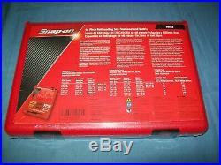 NEW Snap-on RTD48 Rethreading Kit Thread Restoring 48-piece SAE Metric