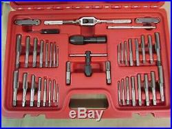 Nice Mac Tools 76 Piece Tap & Die Set SAE/Metric TD76Combos in Case