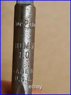 SNAP ON SNAPON BLUE POINT TDM 13 METRIC TAP & DIE SET Metric spark plug reamer