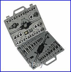 Sealey AK303 Tap & Die Set 45pc Split Dies Metric