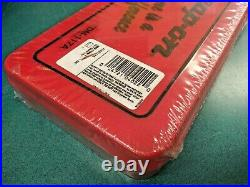 Snap On 41 pc Metric Tap and Die Set # TDM-117A