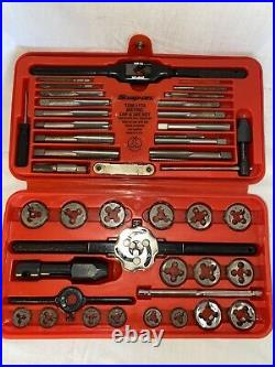 Snap On Metric Tap And Die Set TDM-117A USA
