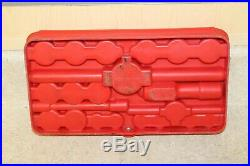 Snap-On TDM-117A Metric Tap And Die Set New Other
