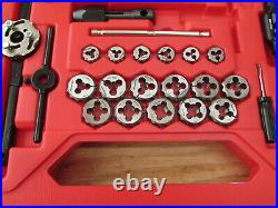 Snap-On TDTDM500A 76-Piece Tap & Die Set Great used shape