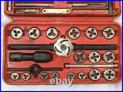 Snap-On Tap & Die Set TDM-117A Complete Set
