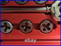 Snap On Tools Metric Tap & Die Set TDM-117A