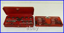 Snap On Tools Metric Tap & Die Set TDM-117A Complete