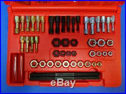 Snap-On Tools RTD48 48 Pieces Master Rethreading Tap and Die Set Threading Tool