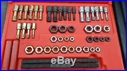 Snap-On Tools RTD48 48 Pieces Master Rethreading Tap and Die tool Set