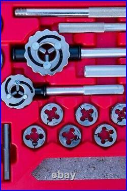 Snap On Tools TDM99117B 25 Piece Metric Tap & Die Set