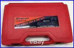 Snap on TDTDM117A Tap &Die set, Extractor Set 117 PC set Standard And Metric
