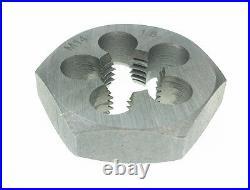 Swordfish 8179 Alloy Steel Hex Dies 14mm x 1.5