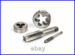 Tekton 7561 Tap Die Set Metric Hardened Tungsten Alloy 45 Piece Storage Case New