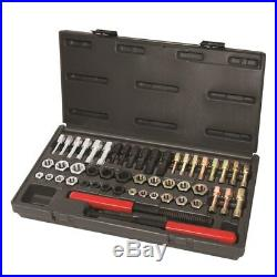 Toledo 321010 Thread Restoring Tap & Die & File Master Set Repair Maintenance