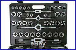 US PRO 110pc Metric Tap Die Set B2514