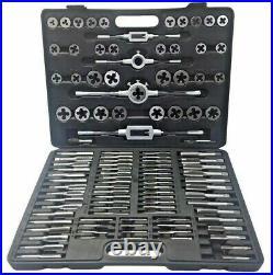 Welzh Werkzeug Tap And Die Set 110 Piece M2-M18 TUNGSTEN STEEL 1900-WW