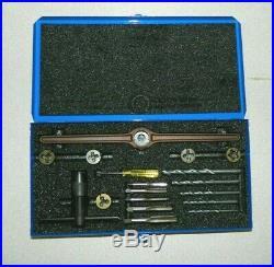 Widia GTD Tap and Die Set M6x1.00 to M12x1.75 Tap Metric K-2111DX